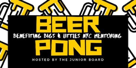 Beer Pong tickets