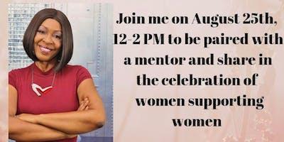 Dr Brenda Combs Meet The Mentors ~ Book Release & Tea Party