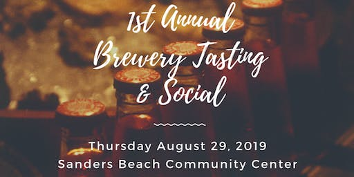 Real Men Wear Pink: 1st Annual Brewery Tasting & Social