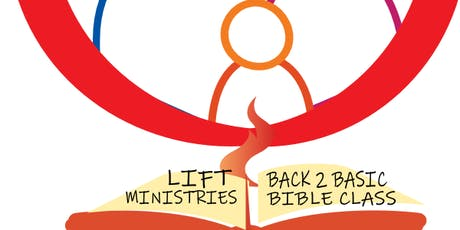 Back To Basic Bible Class tickets