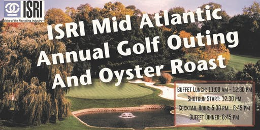 ISRI MID-ATLANTIC CHAPTER OYSTER ROAST 2019