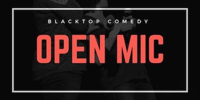 Open Mic at Blacktop