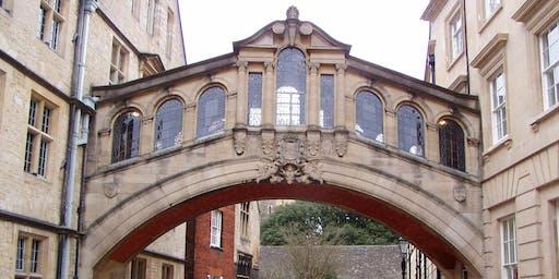 Sweet City Oxford Walking Tour: Spies, Wars, Riots & Politicians