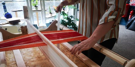 1-2-1 Weaving Taster Session tickets