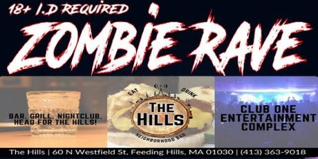 413 EDM Zombie Rave Arson, Superfly, BILLDOZER, Hooked Like tickets
