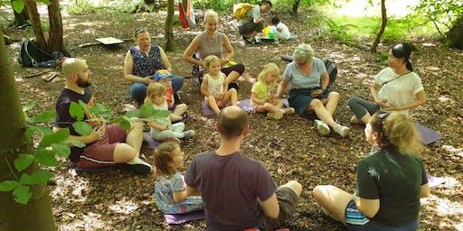 Kids Gone Wild - Bushcraft Babies