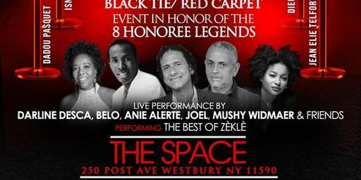 The Legends Gala. Black Tie / Red Carpet