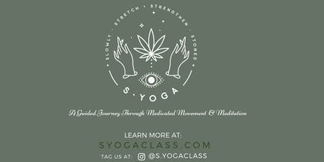 FREE YOGA DAY Slowly Stretch + Strengthen Stoned tickets