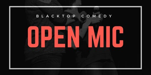 Open Mic at Blacktop