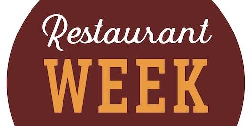 Manayunk Fall Restaurant Week