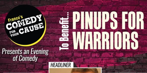 PinUps For Warriors Comedy Night