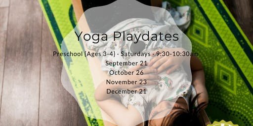 Yoga Playdates