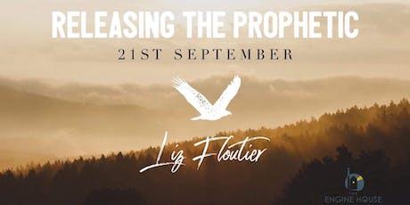 Releasing The Prophetic tickets