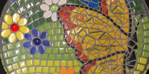 Mosaic Plate: Piece by Piece