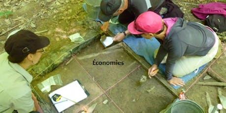 Finance: Devient un archéologue financier!  Découvre tes économies! billets