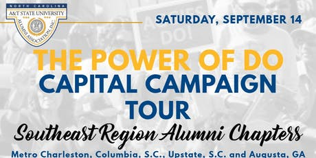 N.C. A&T Power of Do Capital Campaign Tour - Southeast Edition tickets