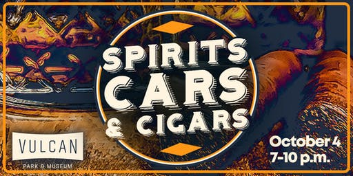Spirits, Cars, & Cigars