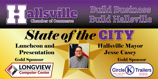 Hallsville Chamber of Commerce State of the City Luncheon