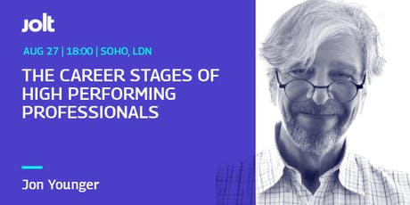 The Career Stages of High Performing Professionals tickets