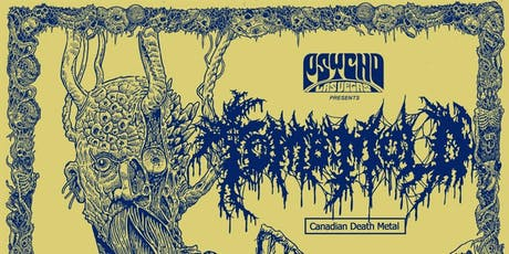 Psycho Ent presents: TOMB MOLD / MORK with special guests tickets