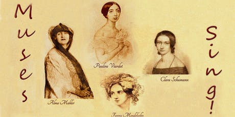Muses Sing! A concert of the Art Songs by the women composers. tickets