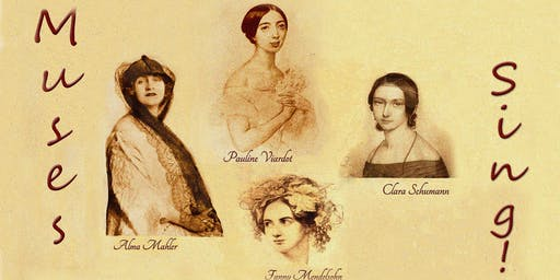 Muses Sing! A concert of the Art Songs by the women composers.