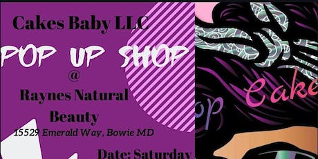 Cakes Baby Pop Up Shop tickets