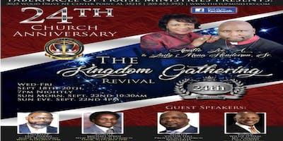 The Kingdom Gathering Revival