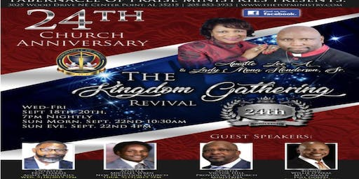 The Kingdom Gathering Revival