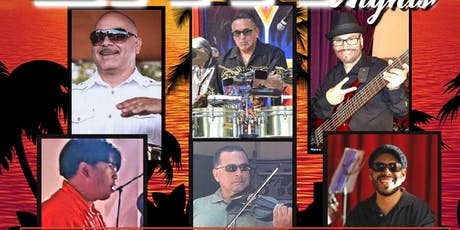 Hot Latin Nights with Mio Flores and The Habanas All Stars tickets
