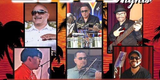 Hot Latin Nights with Mio Flores and The Habanas All Stars