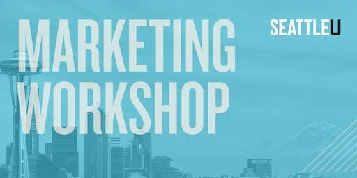 September Marketing Workshop
