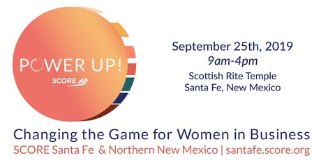 POWER UP - Changing the Game for Women in Business tickets