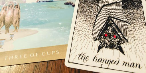 Red Tent Writers: Journey Through the Tarot