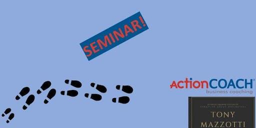 6 Steps to Better Business Seminar