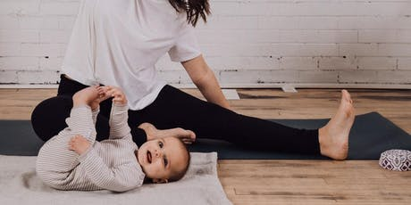 Mom & Baby Yoga  tickets