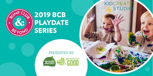 BCB Playdate with Kidcreate Studio Presented by Seventh Generation! (Eden Prairie, MN)
