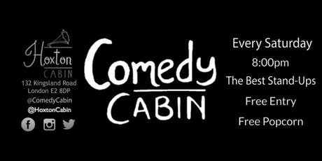 Comedy Cabin tickets