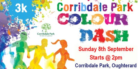 Corribdale Colour Dash tickets