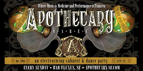 Apothecary Raree tickets