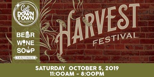 2019 Harvest Festival