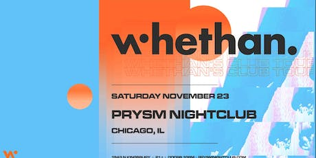 WHETHAN CLUB TOUR  tickets