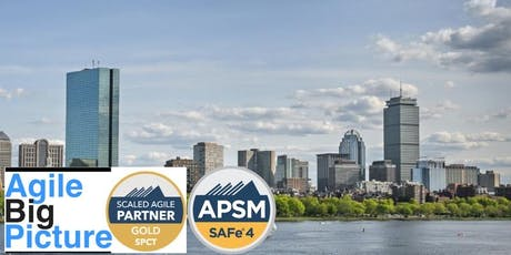 BOSTON AREA - SAFe® Agile Product and Solution Management with APSM Cert tickets