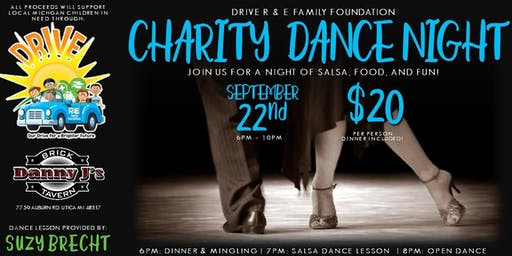 DRIVE CHARITY DANCE NIGHT