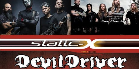 Static-X / DevilDriver tickets