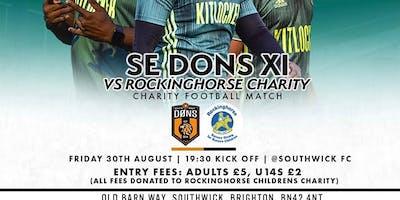 Rockinghorse FC VS SE Dons X1