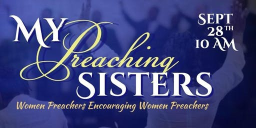 My Preaching Sisters Encouragement Luncheon