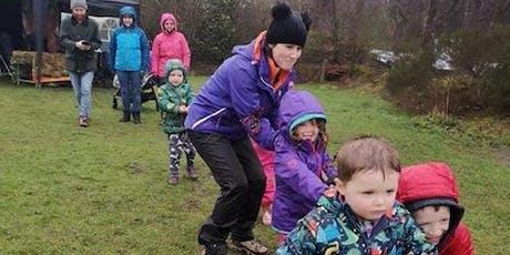 Kids Gone Wild - Mini Highland Games tickets