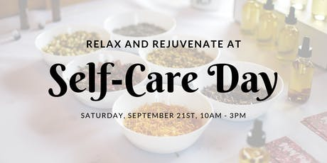 Self-Care Day tickets