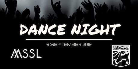 DANCE NIGHT tickets